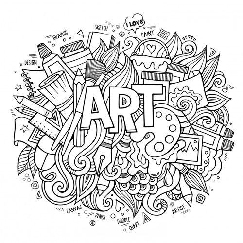 Art | Coloring Canvas - Canvas On Demand
