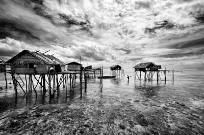 Houses Of The Bajau