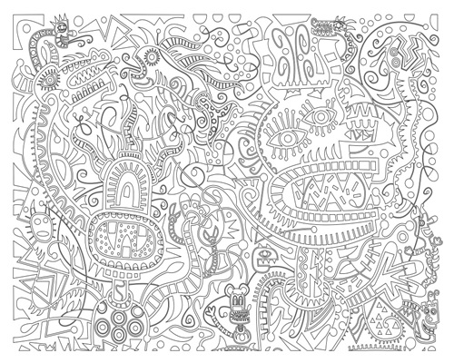 canvas on demand coloring pages - photo#43