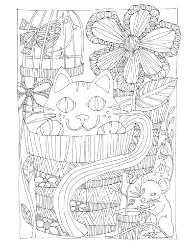 canvas on demand coloring pages - photo#5