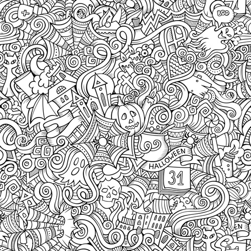 canvas on demand coloring pages - photo#23