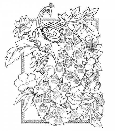 canvas on demand coloring pages - photo#46