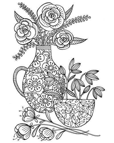 canvas on demand coloring pages - photo#15