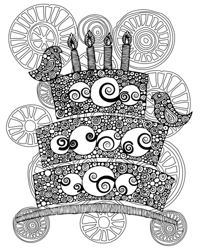 canvas on demand coloring pages - photo#41