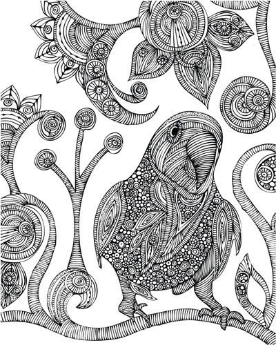 canvas on demand coloring pages - photo#6