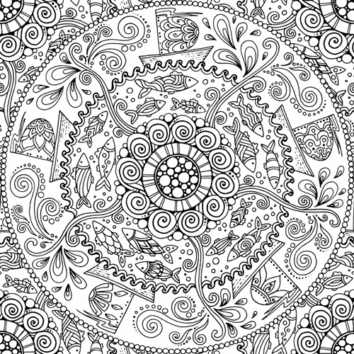 canvas on demand coloring pages - photo#33