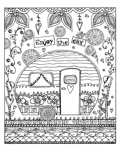 canvas on demand coloring pages - photo#9