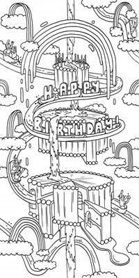 Birthday Celebration Sky Ride