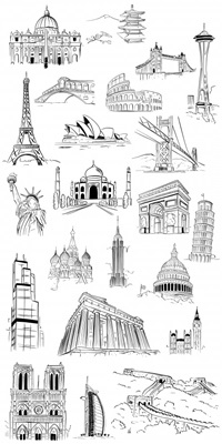 Buildings of the World