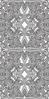 Swirls and Stripes