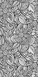 Coloring Wallpaper - Canvas On Demand