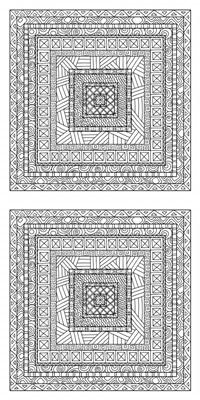Geometric Squares I