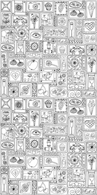 Mosaic Squares III