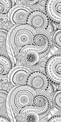 Circles and Swirls III