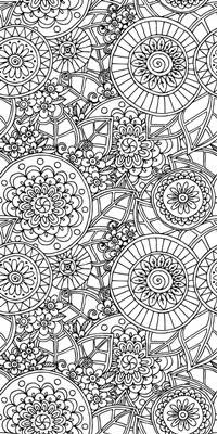 Flowers and Circles II