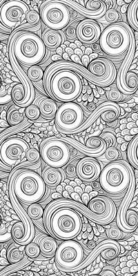 Swirls I