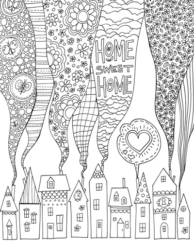 canvas on demand coloring pages - photo#18