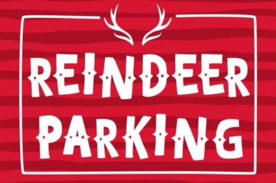 Reindeer Parking