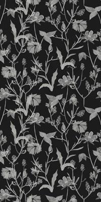 Transparent Wildflowers