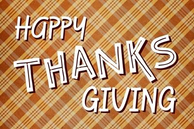 Happy Thanksgiving III