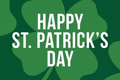 Happy St. Patrick's Day IV