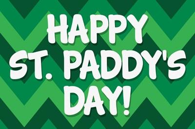 Happy St. Patrick's Day V