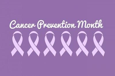 Cancer Prevention Month - Purple