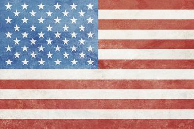 American Flag - Vintage