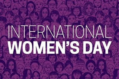Women's Day - Purple