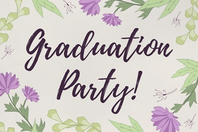 Graduation Party - Rustic Girl