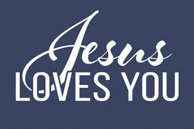Jesus Loves You 2