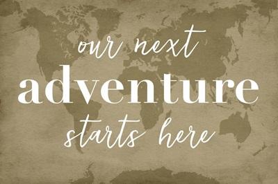 Our Next Adventure