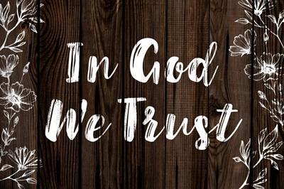 Christian - In God We Trust