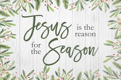 Christian - Reason For The Season - B
