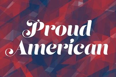 Patriotic - Proud American