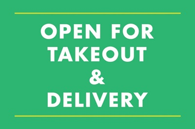 Takeout Delivery - Green