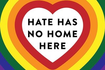 Hate Has No Home Pride