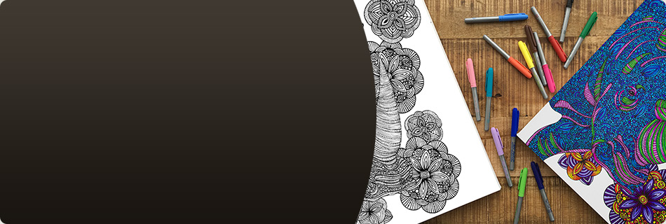 Coloring Canvas - Canvas On Demand