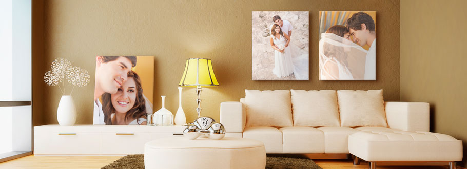 Wedding Canvas Prints | Wedding Art | Wedding Photo To Canvas