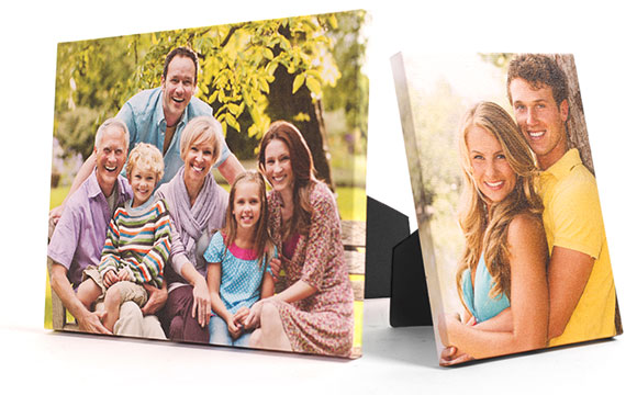 custom photo premium tabletop canvas photo gifts canvas on demand