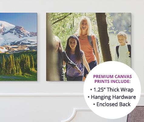 Canvas Prints | Photos to Canvas Prints - Canvas On Demand®