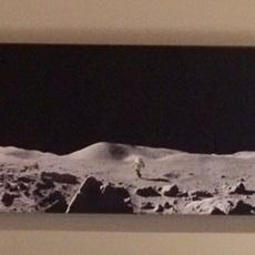 Canvas print for Frank Bullington